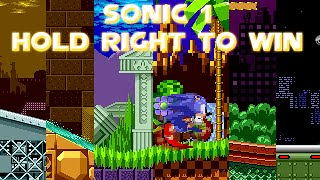 [TAS] Sonic 1 Hold Right to Win in 11:26.27