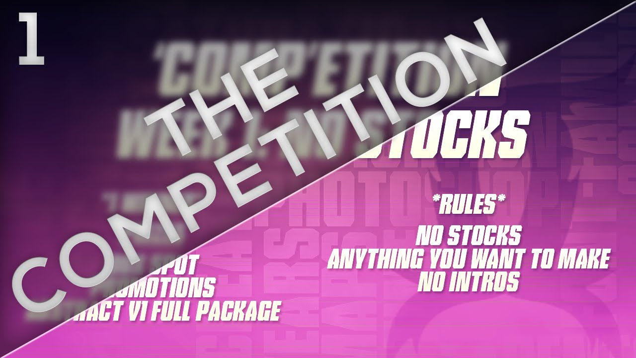 """""""The Competition"""" - Week One!"""