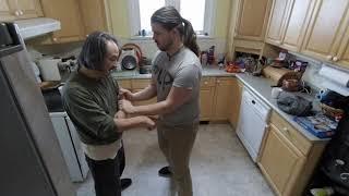 Xuan Wing Chun - Lessons for Rafael -5