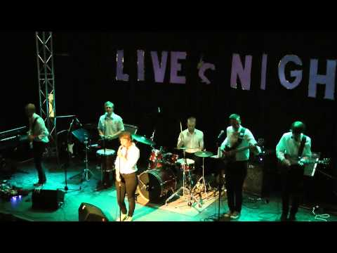 Rytmus Live Night 2014 - Everything Everything Cover