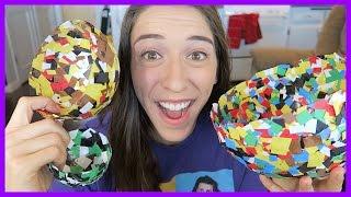 DIY Confetti Bowls!!!