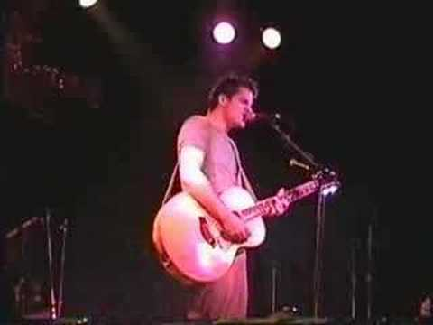 Matt Nathanson - Lucky Boy - 6/29/2002