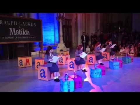 Matilda the Musical  Newtildas  Naughty