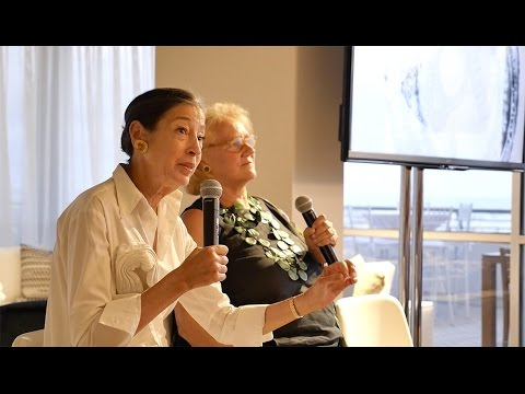 An evening with Michele Oka Doner presented by Terra Group