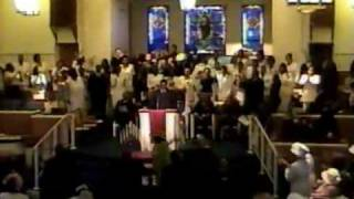 OHIO CENTRAL JURISDICTION PRAISE BREAK 2005  (TAMBOURINE)