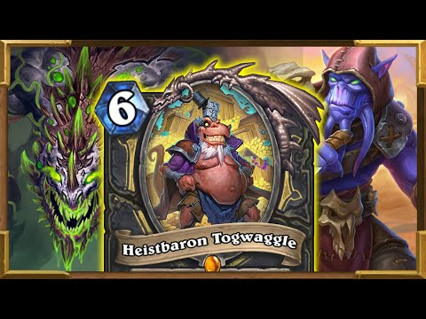 Rogue Beyond BROKEN! Why Is This Allowed? Galakrond Tempo Rogue | Ashes Of Outland | Hearthstone