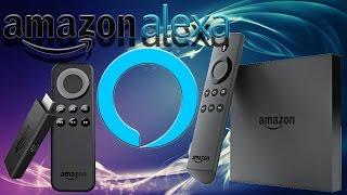 Amazon Fire TV - Update Mit Alexa-Sprachfernbedienung