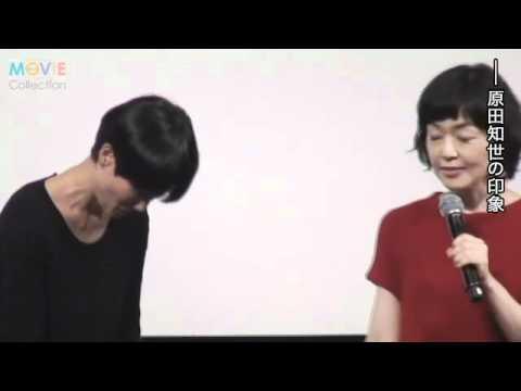 小林聡美と原田知世、ほぼ同時期デビューの2人がで初共演で笑顔
