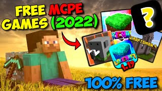 TOP 5 BEST GAMES LIKE MINECRAFT PE for FREE - (Epic MCPE Copy Games) screenshot 3