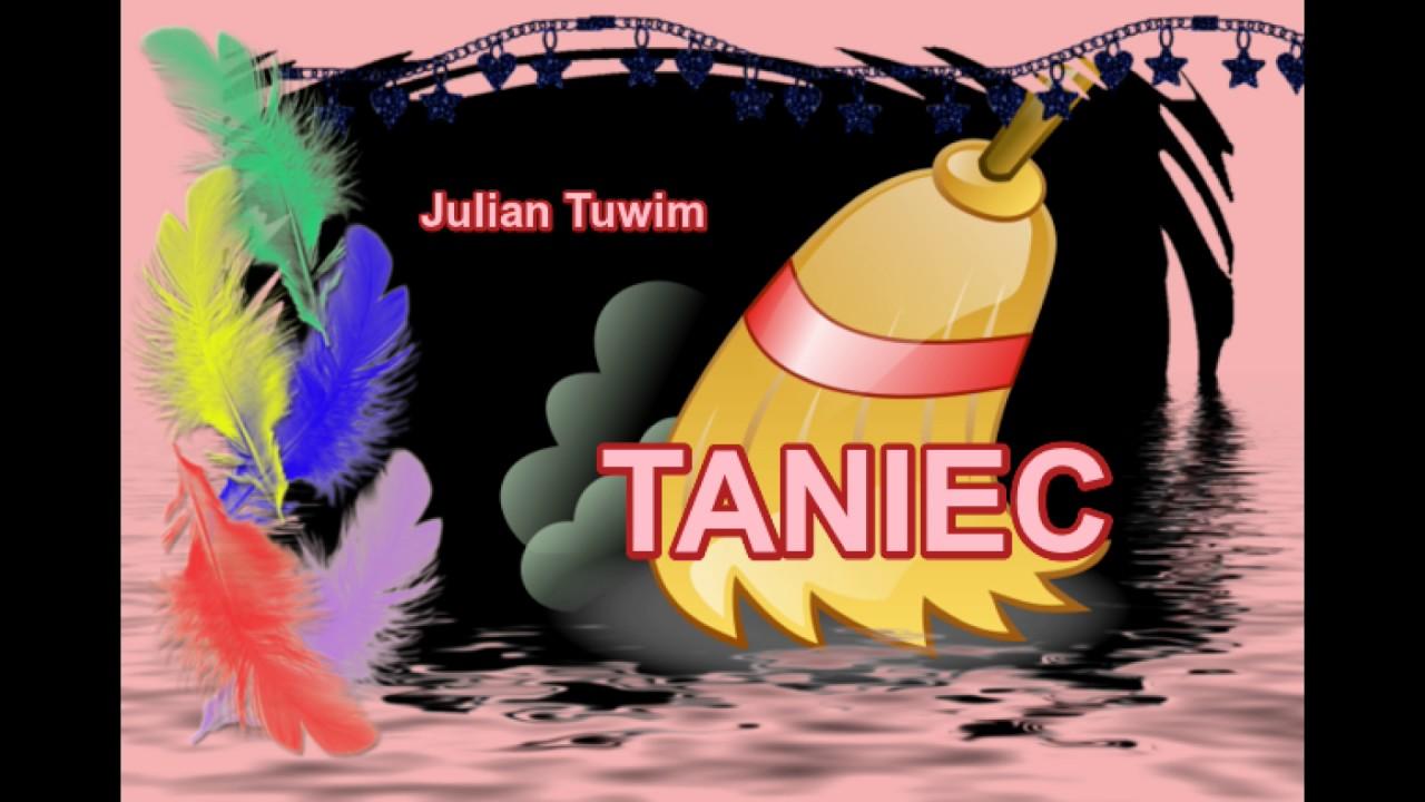 Audiobajki Taniec Wiersze Juliana Tuwima Youtube