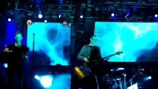 nine inch nails - Sanctified - Jimmy Kimmel Live - 11/7/2013