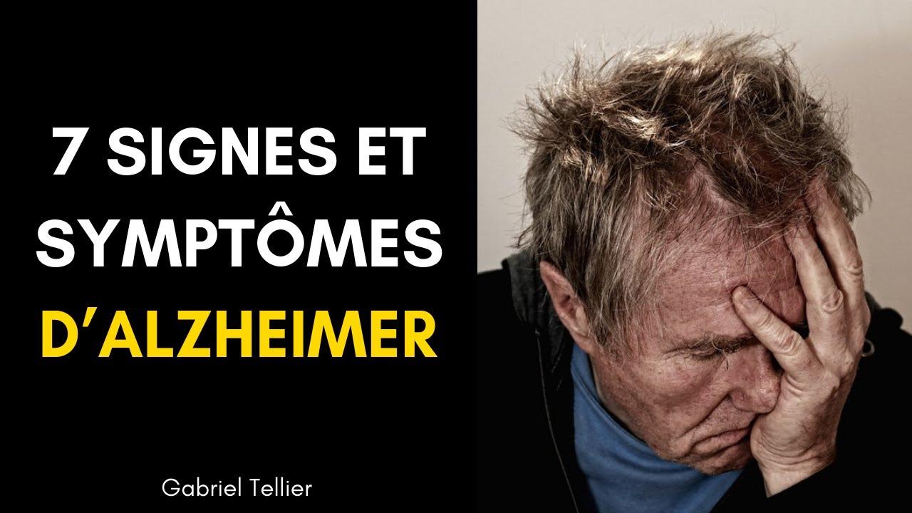 7 Signes Et Symptômes Fréquents De La Maladie Dalzheimer