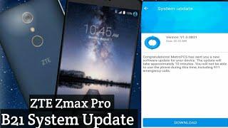 Zte zmax pro software update video clip