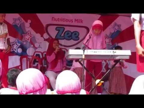 Bunda - Piano by Aulin with Susu Zee, Al Ma'ruf Denpasar