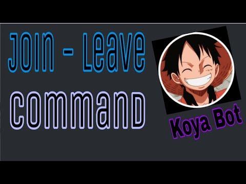 Repeat Como usar el Bot de Koya para tu servidor de Discord