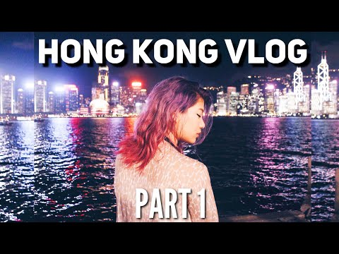 FIRST NIGHT IN HONG KONG | Kapit kay Mcdonalds | HK VLOG PART 1