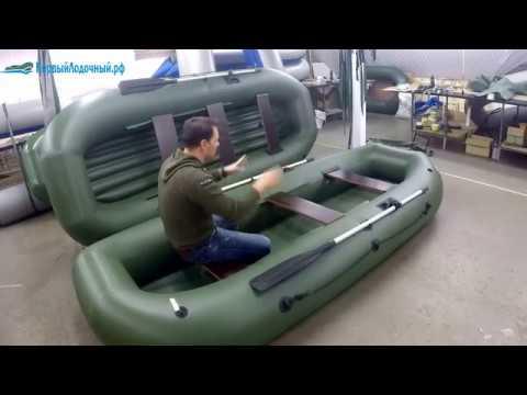 Гребная лодка длиной 350 см - Кому нужна такая ПВХ лодка? Вариант для туризма и рыбалки