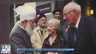 Ahmadiyya annual Jalsa Salana USA 2016