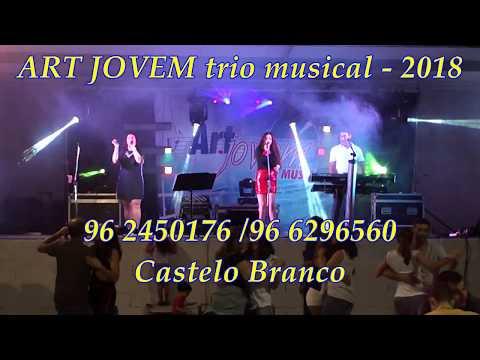 HÁ BAILE NA ALDEIA (cover) -ART JOVEM trio musical  2018 (Oledo/Bogas Cima/Fatela/Palvarinho)