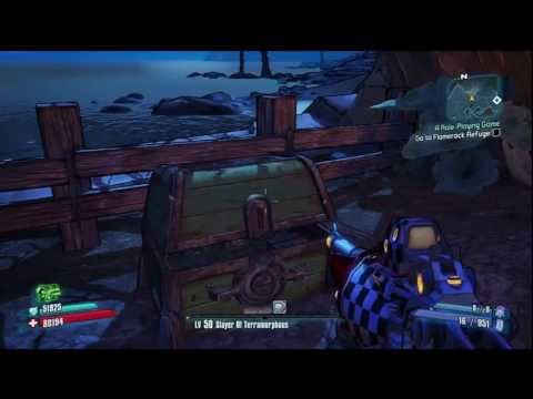 Borderlands 2 - SPATULA Khan EASTER EGG! Tiny Tina's Assault On Dragons Keep