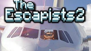 the Escapists 2: Как сбежать с самолёта Air Force Con  Гайд
