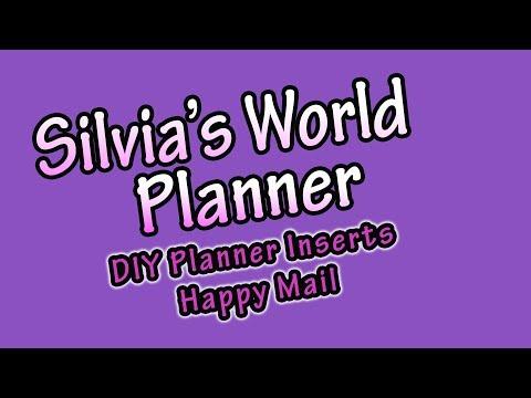 DIY | Planner Inserts Happy Mail