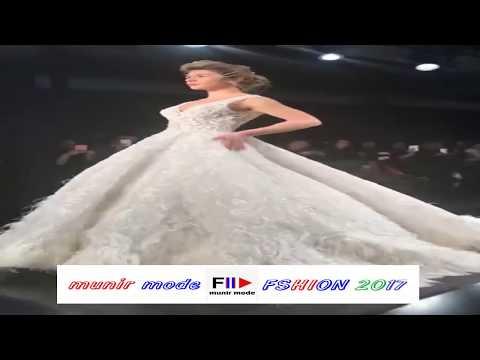 معرض اسطنبول للازياء لعام 2018 برعاية شركة  مرسيدس بنز  istanbul fashion show 2018