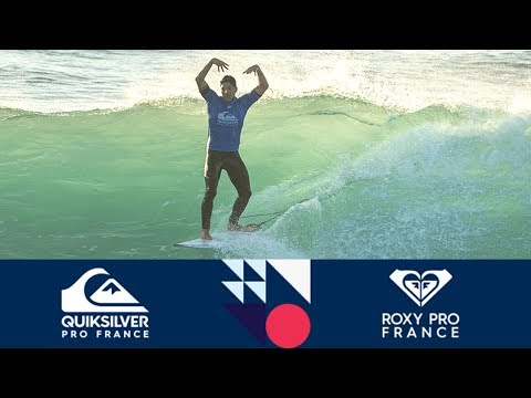 Final Day Highlights: Champions Crowned in Hossegor - Quiksilver & Roxy Pro France 2017
