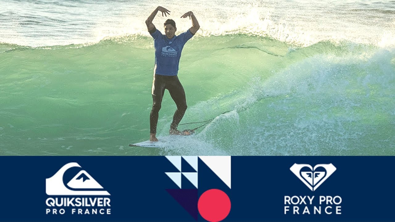 e936f4fe4d Final Day Highlights  Champions Crowned in Hossegor - Quiksilver ...
