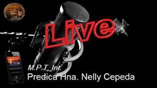 Predica Hna. Nely Zepeda en vivo desde Washington State - Conoceras La Verdad