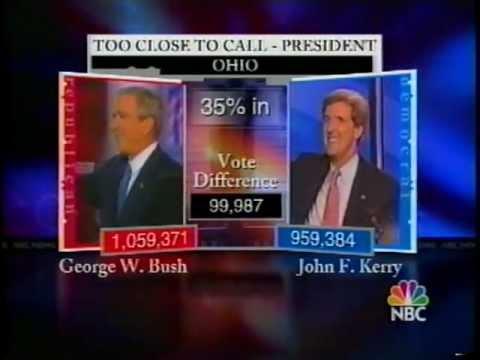 NBC Decision 2004 Open