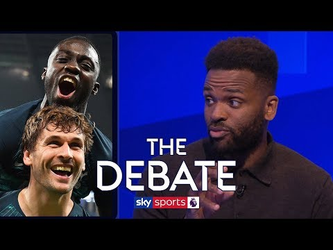 Was Man City v Spurs the most exciting football match ever?  The Debate
