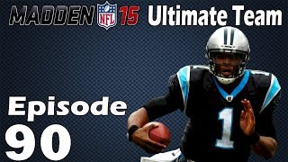 Madden 15 Ultimate Team: NEW QB IGNITES THE OFFENSE! - Episode 90