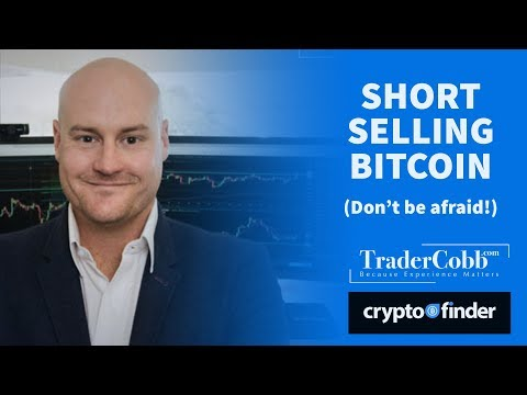 How To Short Sell Bitcoin With Trader Cobb