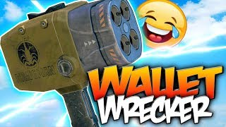 NEW HOME WRECKER DLC WEAPON in Black Ops 4 ($30 Hammer)