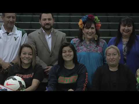 Kryssie Rivera signs with UTRGV to play NCAA Division I soccer