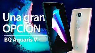 BQ Aquaris V review español
