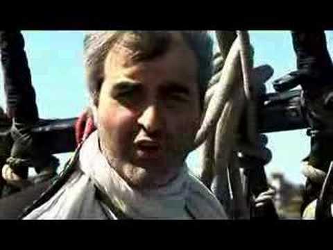 El hombre pez - videoclip Una canción de piratas