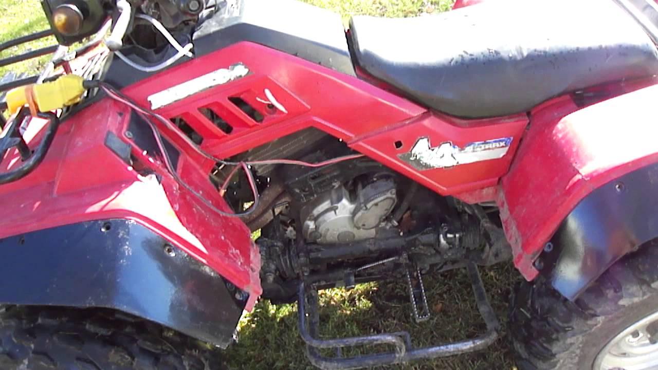 Maxresdefault on 1986 Honda Fourtrax 350