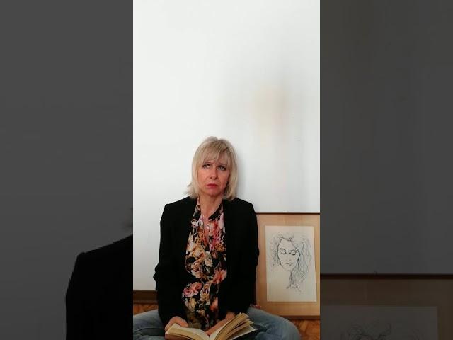 "Carla Menaldo legge… Romain Gary: ""La vita davanti a sé"""
