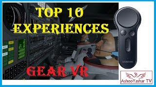 Top 10 Gear VR Experiences in 2017 - Best Experiences for Samsung Gear VR 2017