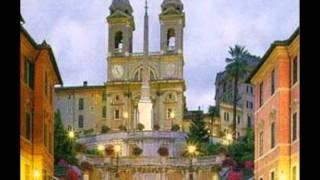 Lucho Gatica - Las Muchachas de la Plaza España - Roma