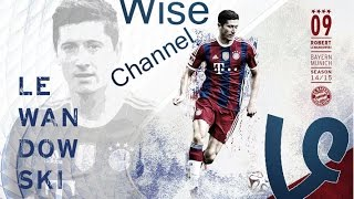 Lewandowski VS Barcelona [FootVine]
