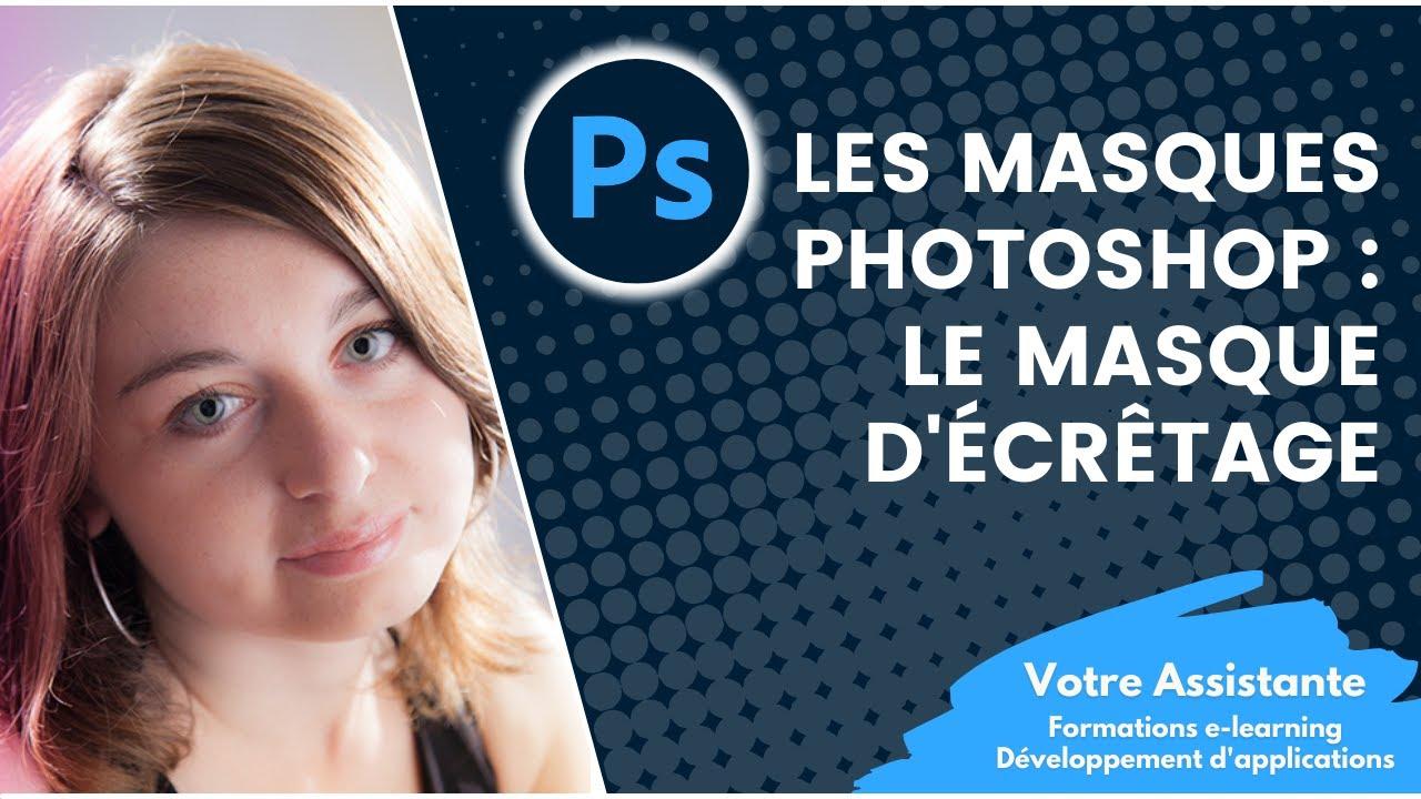 sortie en ligne original de premier ordre recherche d'authentique Les masques Photoshop - Le masque d'écrêtage (3/3)