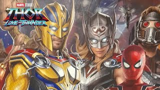 Thor 4 Teaser - Marvel Phase 4 Confirmed Details Breakdown