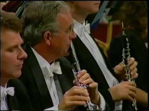 RLPO at The Royal Albert Hall 1990. Interval about the RLPO and Pesek 4
