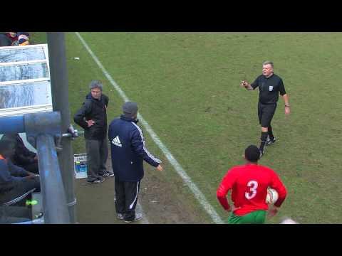 Fussy Referee