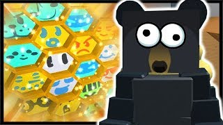 28 BEE HIVE EXPANSION & *OP* FINAL SUN BEAR QUEST! | Roblox Bee Swarm Simulator