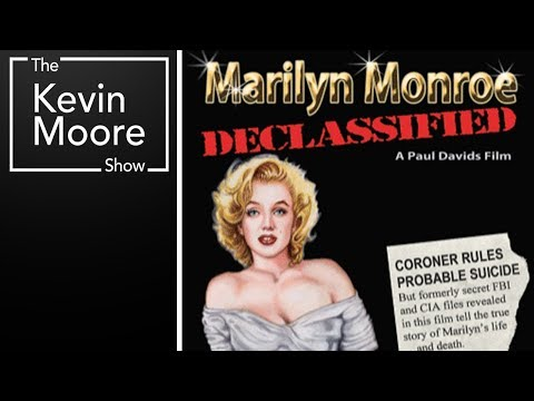 What Really happened to Marilyn Monroe Newly Declassified FBI and CIA files