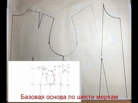 0 - Як зробити викрійку сукні?